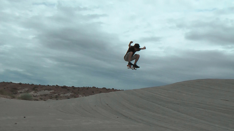 Antoine Duparay - Ollie - Lake Powell - Arizona.jpg